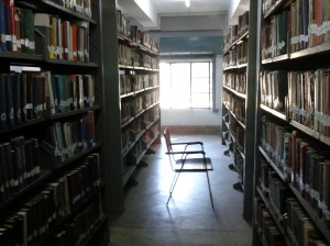 Vishwo-Bharati University Library
